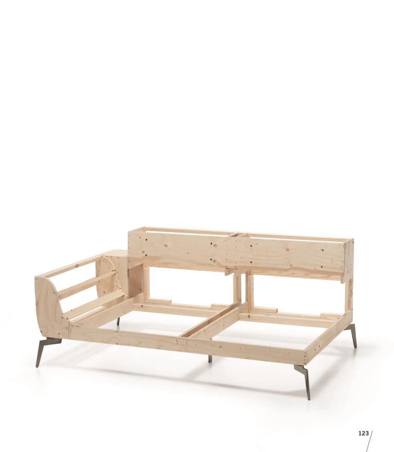Strutture in legno massello