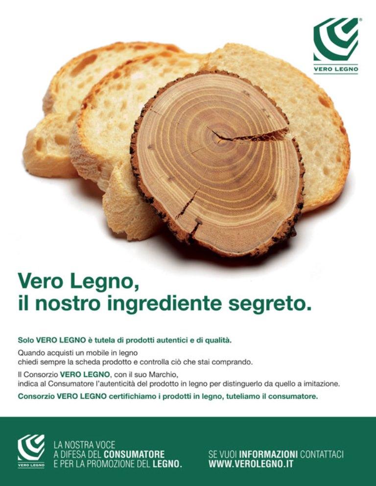 Certificato Consorzio Vero Legno